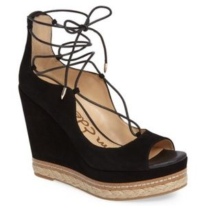NEW Sam Edelman Wedge Sandals